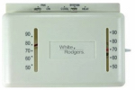 White-Rodgers Division M150 Heat & Cool Thermostat,  Non-Mercury, 24-Volts