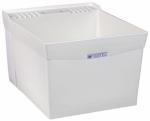El Mustee 19W 20x24 Single Wall Laundry Tub