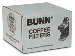 Bunn-O-Matic BCF/250 Commercial Coffee Filters, 12-Cup, 250-Ct.