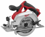 "Milwaukee Electric or Electrical Tool 2630-20 18V 6-1/2"" Circ Saw"