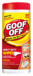 W M Barr FG685 Heavy Duty Wipes, 30-Count