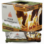 Pine Mountain 41525-01304 Traditional Fire Logs, 3-Hr., 9-Pk.