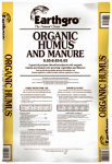 Scotts Organic Group 71440180 Earthgro Organic Humus & Manure 40LB