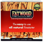 Wood Products Int'l 9987 Firestarter, .125 Cu. Ft., 5-Lbs.