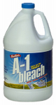 James Austin 91000655 A-1 Disinfectant Bleach, Regular Scent, 128-oz.