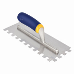 Roberts/Qep 49919Q Floor Trowel, Stainless Steel, 1/2 x 1/2 x 1/2-In.