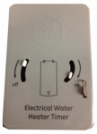 Jasco Products 15328 Ind Water Heater Timer