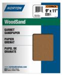 Norton Abrasives/St Gobain 01579 220G Garnet Sandpaper