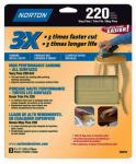 Norton Abrasives/St Gobain 02616 9x11 P220Grit Sandpaper