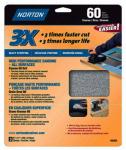 Norton Abrasives/St Gobain 02622 9x11 P60 Grit Sandpaper