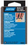 Norton Abrasives/St Gobain 00947 Med.Grit Sanding Sponge
