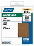 Norton Abrasives/St Gobain 05505 100G Garnet Sandpaper
