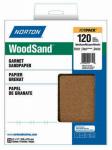 Norton Abrasives/St Gobain 05506 120G Garnet Sandpaper