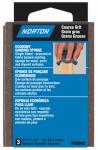 Norton Abrasives/St Gobain 00948 Coarse Grit Sand.Sponge
