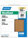 Norton Abrasives/St Gobain 05507 150G Garnet Sandpaper