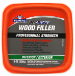 Elmer's Product P9890 ProBond Interior/Exterior Wood Filler, Stainable, 1/2-Pt.