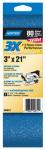 Norton Abrasives/St Gobain 02226 2PK 3x21 80G Sand Belt