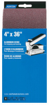 "Norton Abrasives/St Gobain 48675 4"" x 36"" 80G Sand Belt"