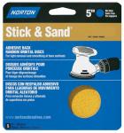 "Norton Abrasives/St Gobain 05454 5PK 5"" Disc 120G Adh Bk"