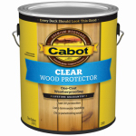 Cabot/Valspar 2101-07 Clear Wood Protector, 1-Gal., Must Purchase in Quantities of 4