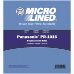 Elco Laboratories 70744 Panasonic UB Vacuum Belt