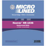 Elco Laboratories 70558 Hoover Concept 30 Vacuum Belt