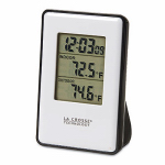 La Crosse Technology 308-1910 Temperature Station, Wireless, Indoor & Outdoor