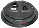 Jackel PSU1015 The Original Radon-Sump Dome, 18 to 24-In.