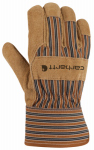 Gordini Usa A519BRN M Safety Work Gloves, Brown Suede, Medium