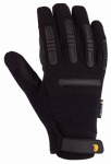 Gordini Usa A536BLK L Ballistic Work Gloves, Black, Large