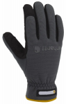 Gordini Usa A547GRY L Quick-Flex Work Gloves, Gray, Large