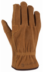 Gordini Usa A553BRN L Fencer's Work Gloves, Brown Leather, L