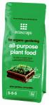 Ecoscraps PFAP14IN4001 Organic Plant Food, 6-0-4, 4-Lbs.