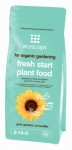 Scotts Miracle Gro PFFS15IN4001 Organic Starter Plant Food, 2-14-0 Formula, 4-Lbs.