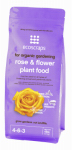Scotts Miracle Gro PFRF174404 Organic Rose & Flower Plant Food, 4-6-3 Formula, 4-Lbs.