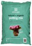 Ecoscraps SLPM14IN1001 Organic Potting Mix, 1-Cu. Ft.