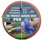 Jgb Enterprises 001-0101-0600 5/8x50 RED GDN Hose