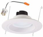 Cooper Lighting RL560WH-R LED Recessed Light Retrofit Kit, White, 5/16-In.