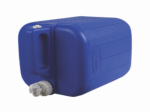 Coleman 5620B718G Polylite Water Carrier, Blue, 5-Gals.