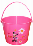 Midwest Quality Gloves MM8K Minnie Mouse Kids Gardening Bucket