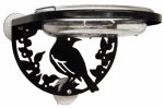 Droll Yankees SIL-W BLK Window Bird Feeder