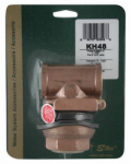 Flint & Walling/Star Water KH48LLC Pitless Adapter, 6 x 1-1/4 x 1-In.