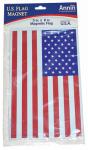 Annin Flagmakers 177613 5x8 US Flag Magnet