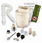 Enginuity 2012303 Rain Water Diverter Kit