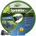 Teknor-Apex 2030-25 Sprinkler Hose, Twin-Tube, Brown Vinyl, 25-Ft.