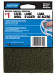 Norton Abrasives/St Gobain 01729 2PK Char MEDG Wool Pad