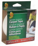 Shurtech Brands 392907 Fiberglass Carpet Tape, Indoor/Outdoor, 1.41-In. x 42-Ft.