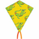 Intersport Corp Dba Wham O 72249 Durable Fabric Super Kite, 25 x 184-In.
