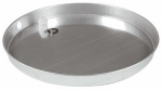 Camco Mfg 20800 Water Heater Drain Pan, Aluminum, 20 x 2.25-In.