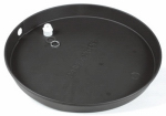 Camco Mfg 11460 Electric Water Heater Drain Pan, Plastic, 22 x 2.63-In.